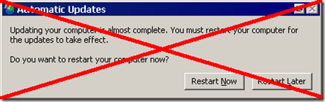 windows-automatic-update-restart-later